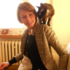 Koci behawiorysta - Sonia Maciuszek